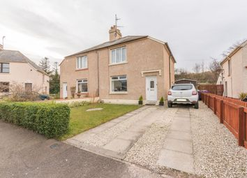 Thumbnail 2 bed semi-detached house for sale in Thomson Terrace, Montrose