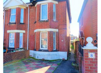 Thumbnail 3 bed semi-detached house for sale in Millais Road, Woolston, Southampton
