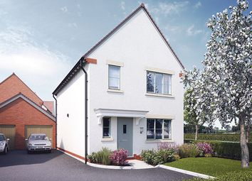 "Thumbnail 3 bedroom property for sale in ""The Elsenham"" at Cowslip Way, Charfield, Wotton-Under-Edge"