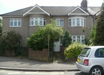 Thumbnail 3 bed terraced house to rent in Blenheim Road, North Harrow