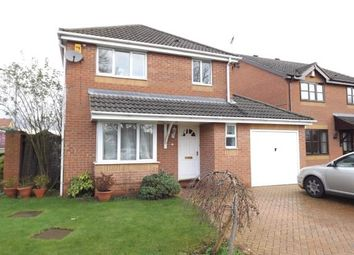 Thumbnail 3 bed detached house for sale in Hickton Drive, Chilwell, Beeston, Nottingham