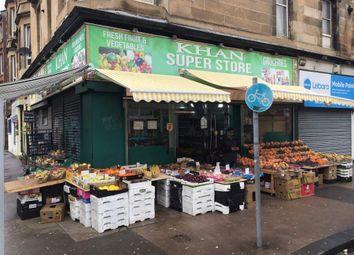 Retail premises for sale in Victoria Road, Glasgow G42