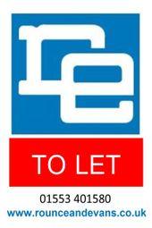 Thumbnail 2 bed bungalow to rent in John Davis Way, Watlington, King's Lynn