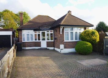 Thumbnail 2 bed detached bungalow for sale in Highfield Drive, Ewell Court, Epsom