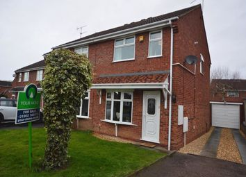 Thumbnail 3 bed semi-detached house to rent in Shackleton Drive, Perton, Wolverhampton
