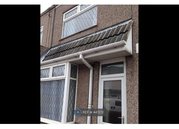 Thumbnail 2 bed terraced house to rent in St Heliers Road, Cleethorpes