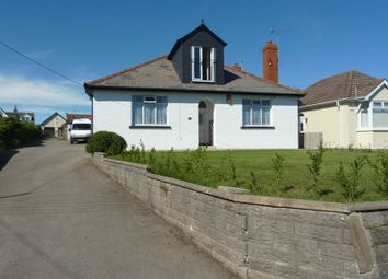 Thumbnail 4 bed detached bungalow for sale in Fontygary Road, Rhoose, Barry