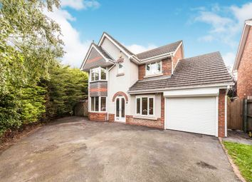 Thumbnail 4 bed detached house for sale in Gentian Way, Stockton-On-Tees