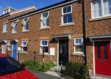 Thumbnail 2 bed terraced house to rent in Russell Close, Wallsend