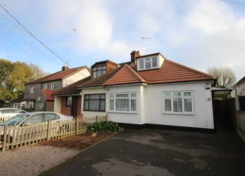 Thumbnail 3 bed semi-detached house for sale in Crow Green Road, Pilgrims Hatch, Brentwood