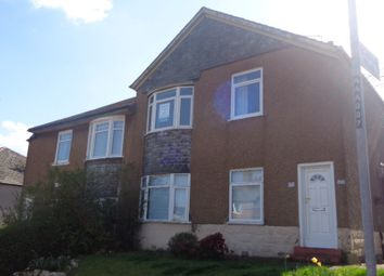Thumbnail 3 bedroom flat to rent in Angus Ave, Cardonald, Glasgow