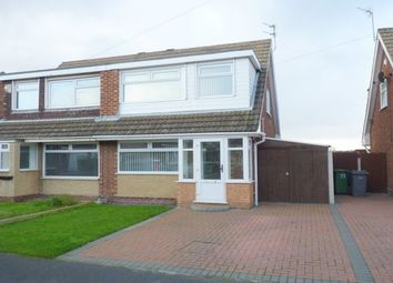 Thumbnail 3 bed semi-detached house to rent in Heyes Drive, Wallasey