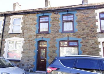 Thumbnail 3 bed terraced house for sale in Maerdy -, Ferndale