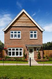Thumbnail 3 bed detached house for sale in Manor Road, Kettering, Northamptonshire
