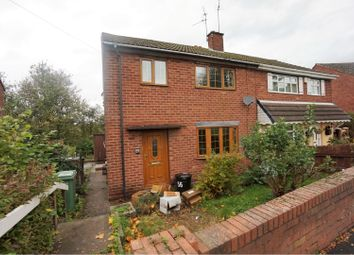 Thumbnail 3 bed semi-detached house for sale in Park Road, Dudley