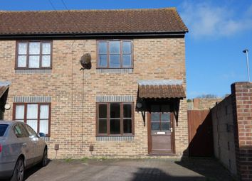 Thumbnail 1 bed semi-detached house for sale in Gladstone Road, Folkestone
