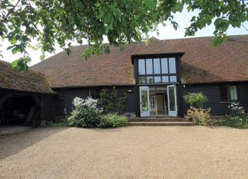 Thumbnail 4 bed detached house for sale in Newhouse Lane, Sheldwich, Faversham