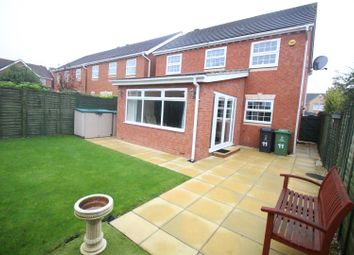 Thumbnail 4 bedroom detached house for sale in Laughton Way, Swindon