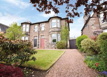 Thumbnail 4 bedroom villa for sale in Glasgow Road, Perth, Perthshire