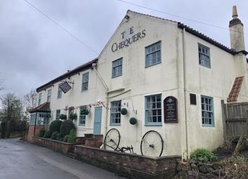 Thumbnail Pub/bar for sale in Chequers Inn, Bilton-In-Ainsty, Wetherby, North Yorkshire