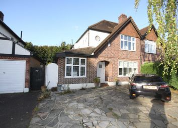 Thumbnail 3 bed semi-detached house to rent in Petts Wood Road, Petts Wood, Orpington