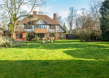 Thumbnail 5 bed detached house for sale in Northgate Avenue, Bury St. Edmunds