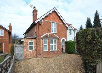 Thumbnail 3 bed semi-detached house for sale in Eversley Road, Yateley, Hampshire