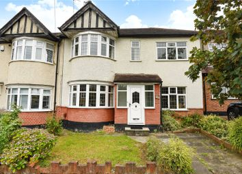 Thumbnail 4 bed end terrace house for sale in Barnstaple Road, South Ruislip, Middlesex