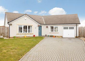 Thumbnail 3 bed detached bungalow for sale in Levenbridge Place, Kinross