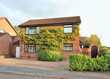 Thumbnail 3 bed detached house for sale in Berkeley Crescent, Frimley, Camberley