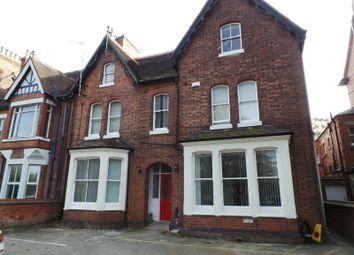 Thumbnail 1 bed flat to rent in Whitehall Road, Rugby