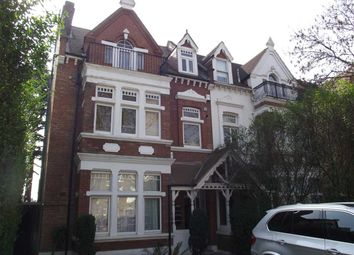 Thumbnail 1 bed flat to rent in Chiswick High Road (Basement Flat), Chiswick, London