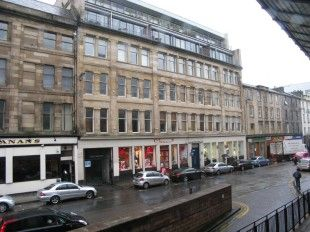 Thumbnail 2 bed flat to rent in Howard Street, City Centre