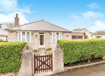 Thumbnail 3 bedroom detached bungalow for sale in Third Avenue, Billacombe, Plymouth