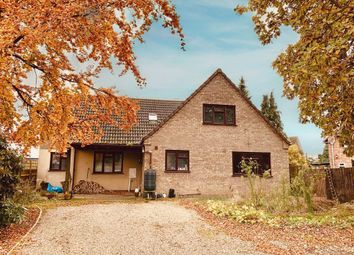Thumbnail 5 bed detached house for sale in Low Road, South Wootton, King's Lynn