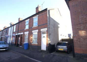 Thumbnail 2 bed end terrace house to rent in Warren Street, Alvaston, Derby