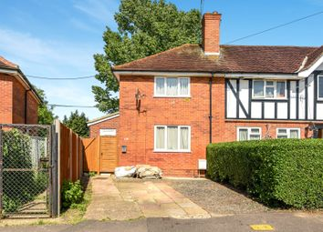 Thumbnail 3 bedroom end terrace house for sale in Staverton Road, Reading