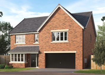 """Thumbnail 5 bed detached house for sale in """"The Waywick"""" at Low Gill View, Marton-In-Cleveland, Middlesbrough"""