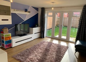 Thumbnail 3 bed detached house for sale in Snowley Park, Whittlesey, Peterborough