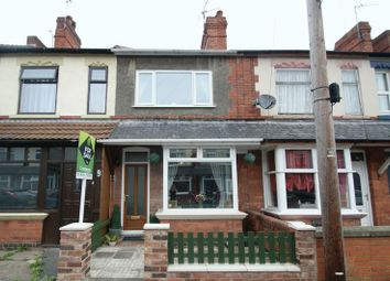 Thumbnail 3 bed terraced house for sale in Eland Road, Langwith Junction, Mansfield
