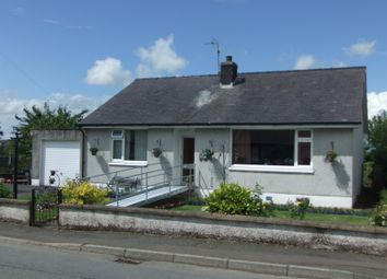 Thumbnail 3 bed detached bungalow for sale in Ashyards Road, Eaglesfield, Lockerbie