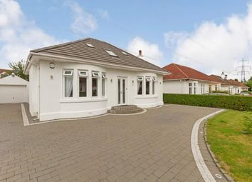 Thumbnail 3 bed bungalow for sale in Netherdale Drive, Paisley, Renfrewshire