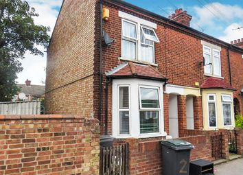 Thumbnail 3 bed end terrace house for sale in Hawkins Road, Elstow, Bedford