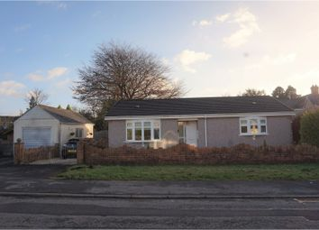 Thumbnail 2 bed detached bungalow for sale in Heol Meurig, Ystradgynlais