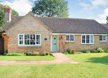 Thumbnail 4 bed detached bungalow for sale in Walnut Close, Hopton, Diss