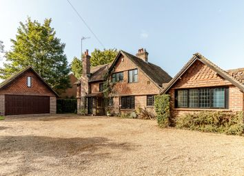 Thumbnail 4 bed detached house for sale in Guildford Road, Cranleigh