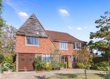 4 bed detached house for sale in Barrowfield Drive, Hove BN3