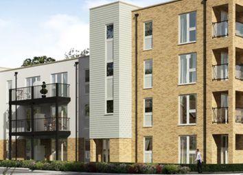 Thumbnail 2 bedroom flat for sale in Bleriot Gate, Station Road, Addlestone, Surrey
