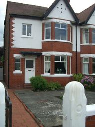 Thumbnail 3 bed semi-detached house to rent in Rectory Road, Southport
