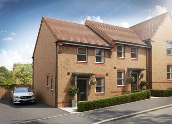 "Thumbnail 3 bed terraced house for sale in ""Arley"" at St. Georges Way, Newport"